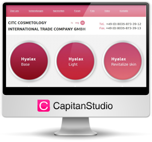 CITC Cosmetology International Trade Company GmbH